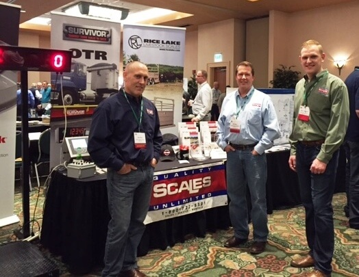Sales Team at Feed & Grain Conference