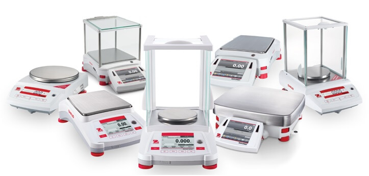 OHAUS-Precision-Product-Line