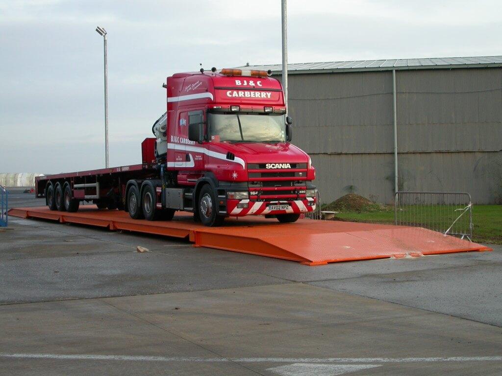 Weighbridge Truck Scales